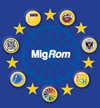 MigRom project logo